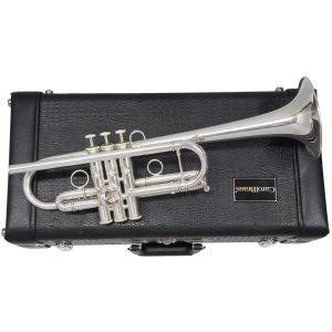Second Hand CarolBrass CTR-6580H-GLS(D)-C-S Trumpet