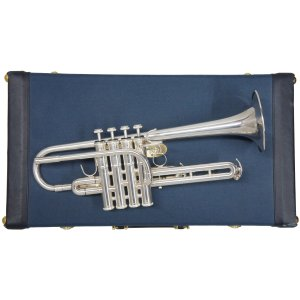 Second Hand B&S 4 Valve Eb Trumpet