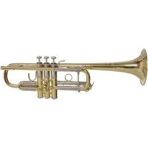 Second Hand Bach Stradivarius C190L229 C Trumpet