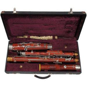 Second Hand Lafleur Bassoon
