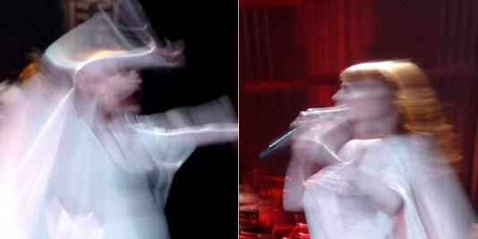 Florence and the Machine, Radio City Music Hall
