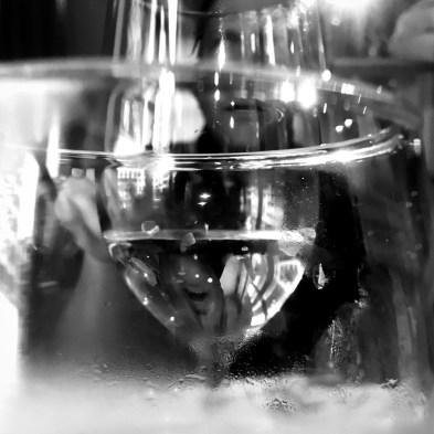 Through Glasses