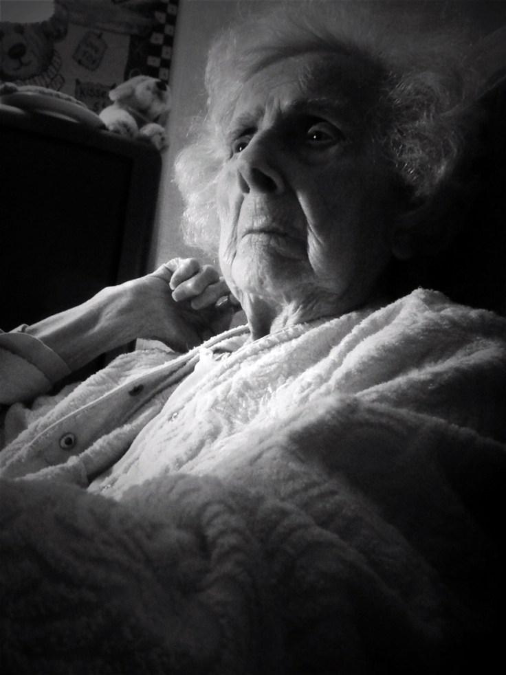 Anna at 95