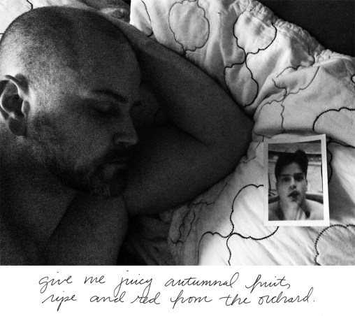Self-Portrait as Duane Michals