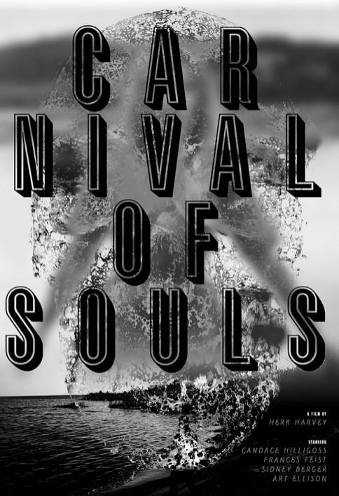 "Poster for ""Carnival of Souls"""