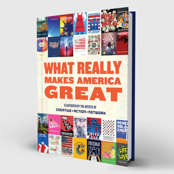 """What Really Makes America Great"" Book"