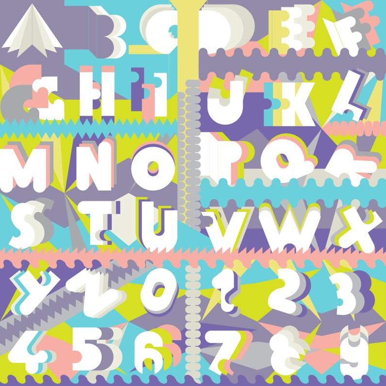 Venus 86 Typeface