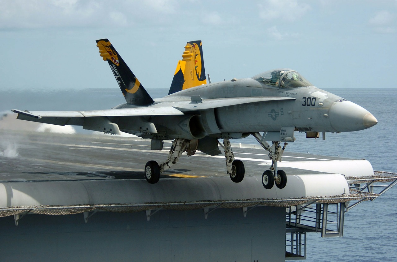 hornet, f a 18 c, aircraft carrier