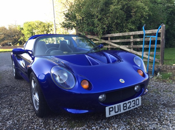 Lotus Elise S1