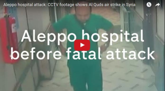 80 Countries Just Slammed the US Over Habit of Bombing Hospitals