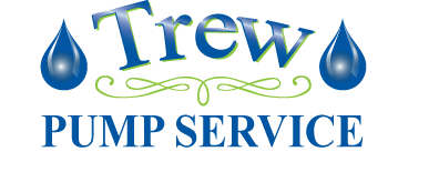 Trew Pump Service Logo