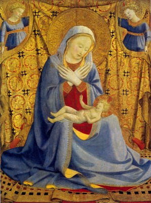 Angelico,_madonna_dell'umiltà_washington