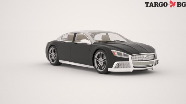 Нов модел на Волга