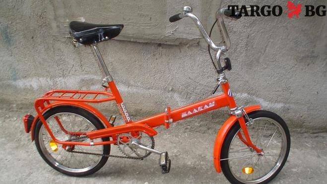 """Помните ли легендарното колело """"Балканче"""" ? Вижте как изглежда и съвременният му вариант"""