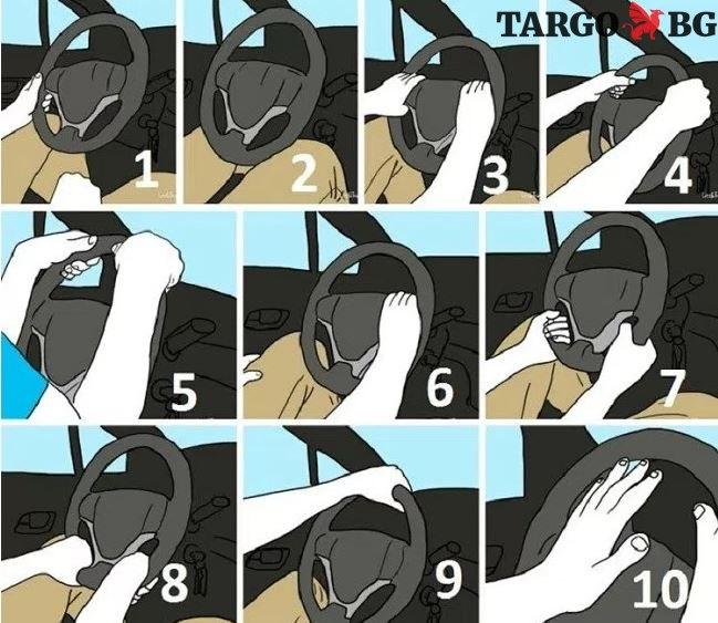 Тест за шофьори
