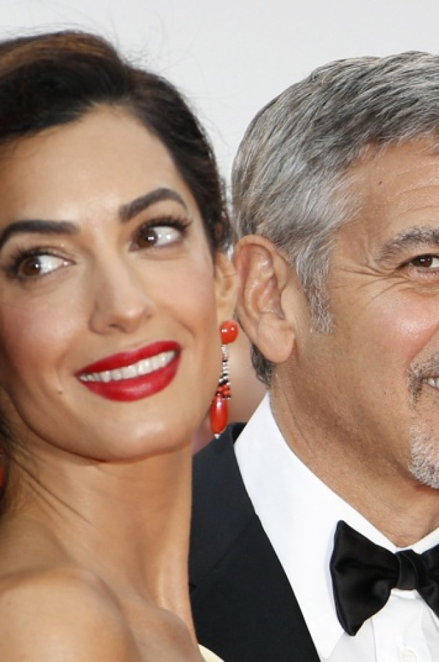 Джордж и Амал Клуни ще бъдат кръстници на бебето на Меган и Хари