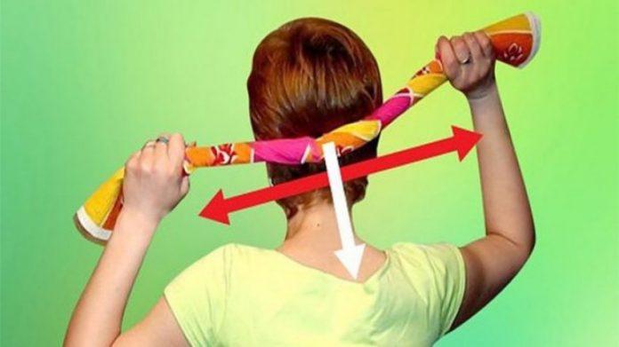 Един прост начин за бързо активиране на кръвообращението на мозъка и облекчаване на болката