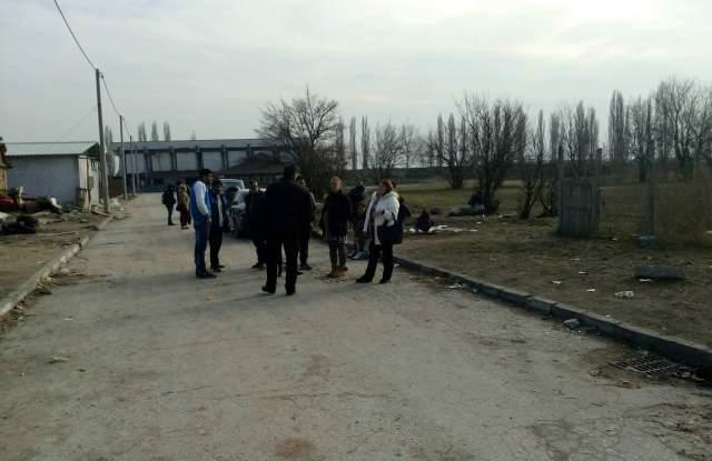 Във Войводиново ври и кипи! Селото отново на протест
