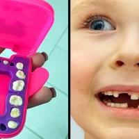 Не хвърляйте бебешките зъби за нищо на света- един ден могат да спасят живота ви