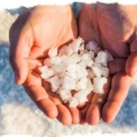 Ето защо трябва винаги да носите пакетче с морска сол в джоба си