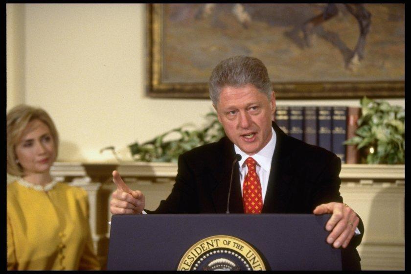 Бил Клинтън призна за Моника