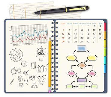 Website design project concept