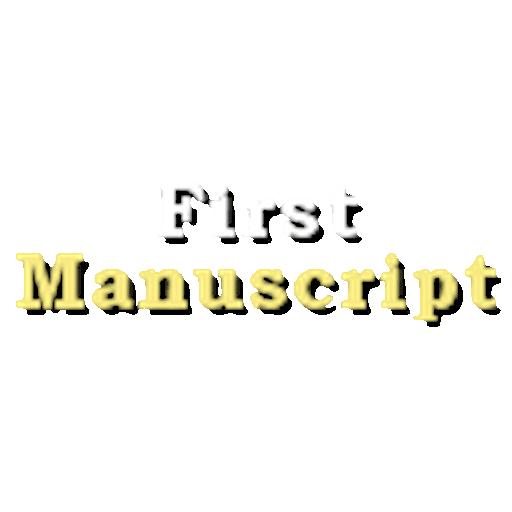 First Manuscript - Old Logo