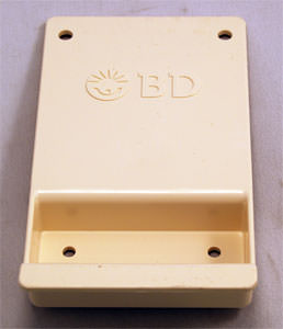 Sharps Container Holders – Bracket (BD Sharp Containers)