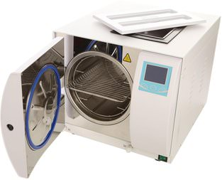 Autoclave New – Tinget STE-16L-E, Automatic with a Chamber Size 9 x 14in