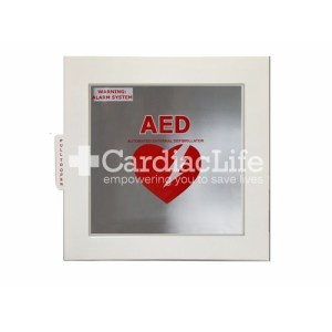 Defibrillator – AED – Universal AED Wall Cabinet Fits ALL AEDs