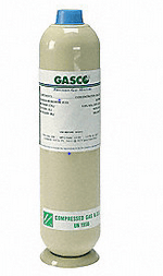 Agent Monitor Calibration Gas – 5% CO2 gas with accuracy ±2% (Cat. No. 621)
