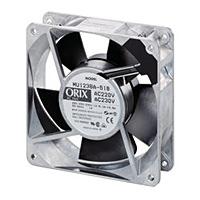 Fans – Axial Flow Fan 50/60Hz 115VAC 12.5/11.5W