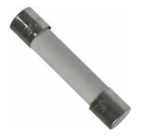 Fuses – ABC 10A, 250 Volt FAST GLASS Ceramic 1/4″ x 1 1/4″, 6x32mm