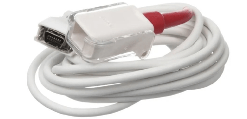 Patient Monitor Parts – Welch Allyn, Masimo Extension Cable