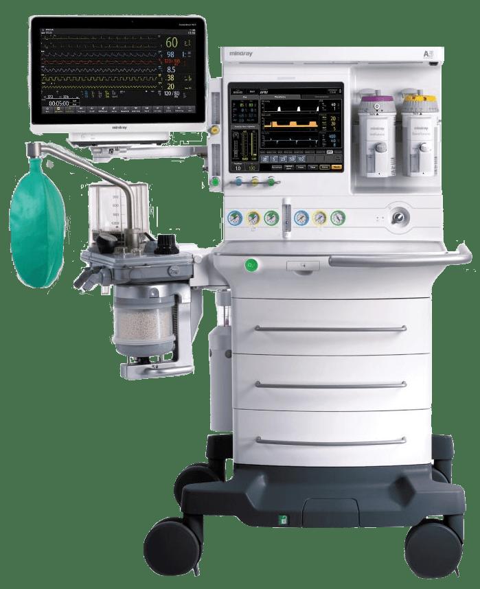 anesthesia gas machine Canada