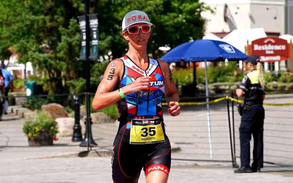 Die elffache Ironman-Siegerin