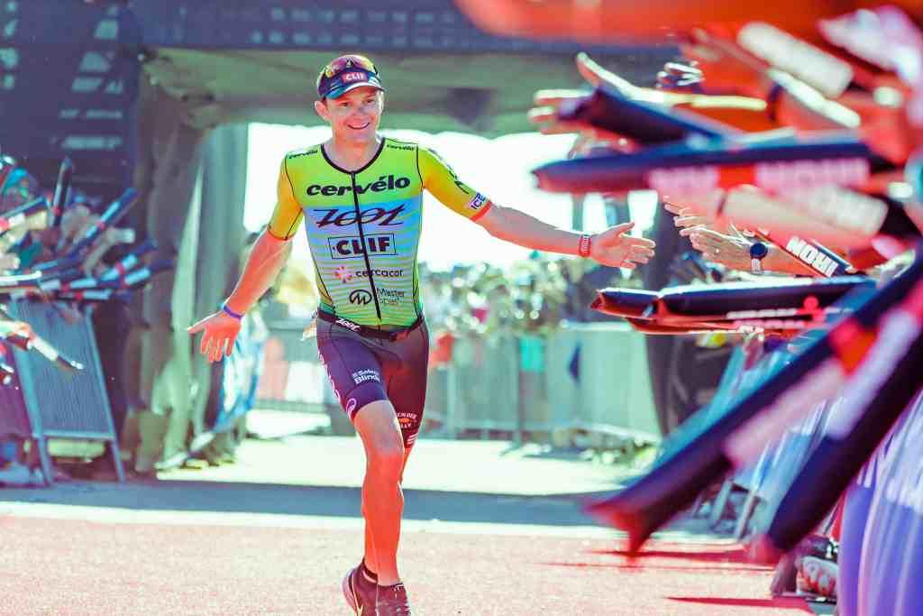 Der Ironman-Südafrika-Sieger