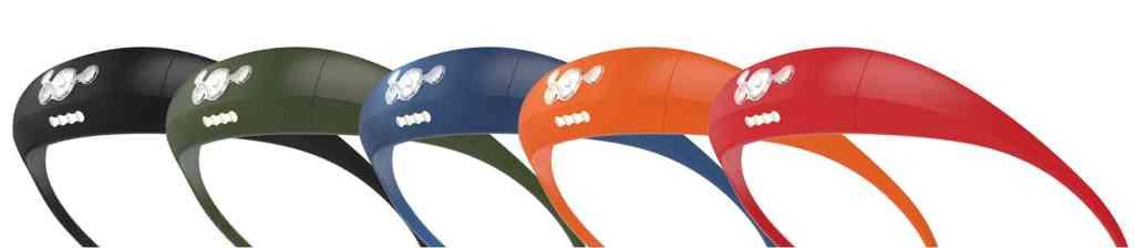 Knog Bandicoot Stirnleuchte Farben