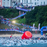 Ironman Wales Swim