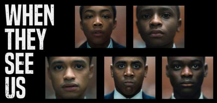 """The members of the """"Central Park Five"""" were coerced into confessing to a crime they did not commit and implicating each other as police detectives subjected them to lengthy interviews and interrogations."""