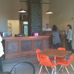 Ice cream store opens downtown, food coming