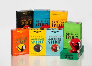 Reynolds American acquired the Santa Fe Natural Tobacco Co., makers of American Spirits, in November 2001.