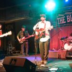 Paleface, Blockheads woodshed for sparse crowd