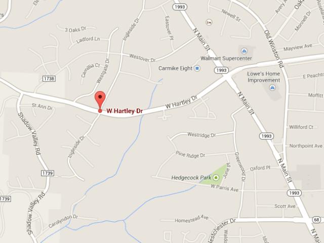Hartley Drive