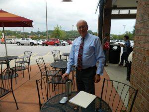 Democrat John Motsinger  is running for Senate District 31.