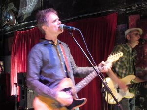 Jeffrey Dean Foster (left) and Snüzz (Jordan Green)