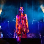 Good to the last Drop: Rhiannon Giddens  takes her turn