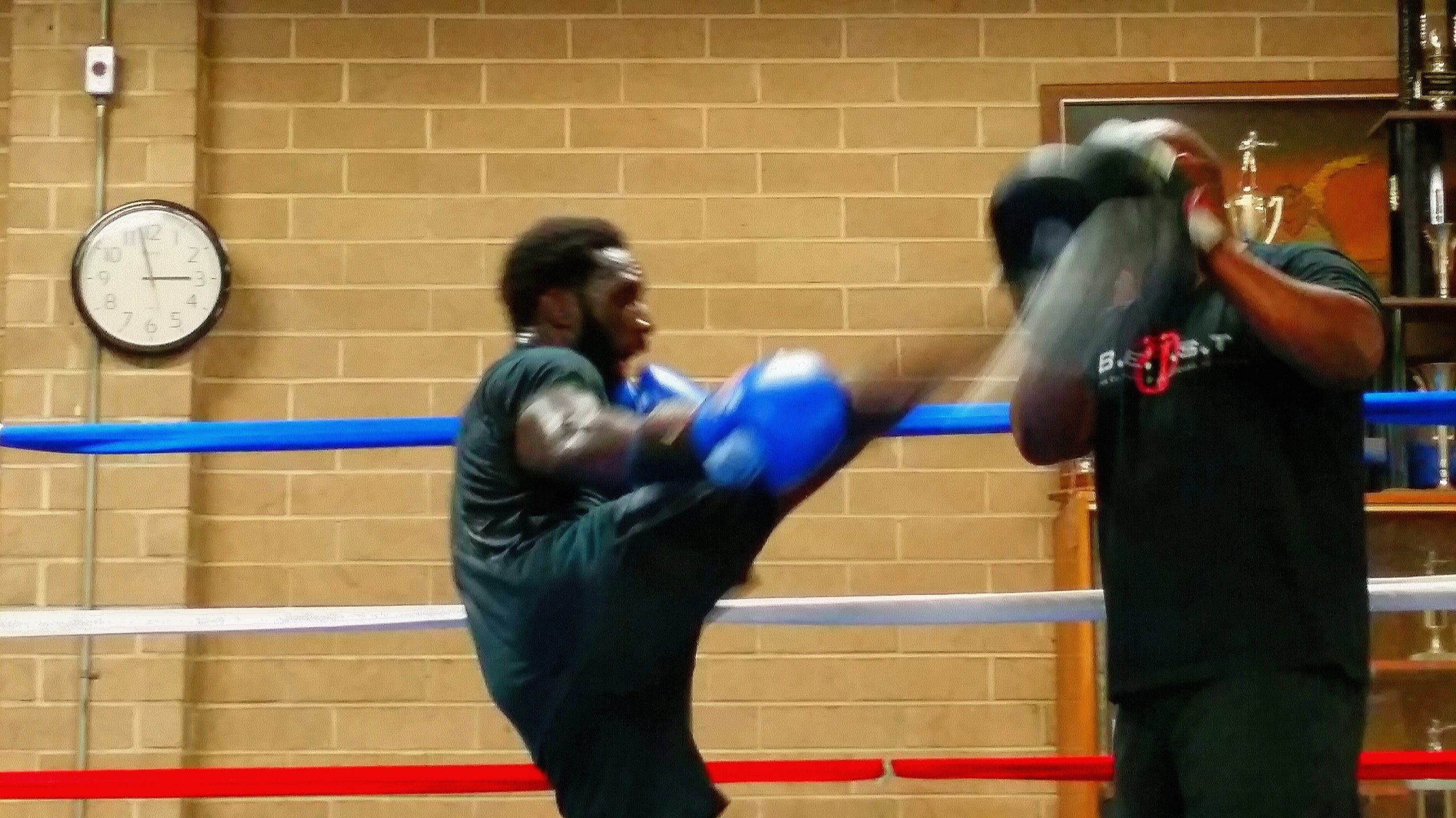 Good Sport: Greensboro MMA at the boxing gym   The NC