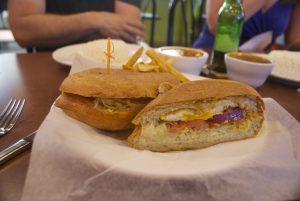 The friquitaqui sandwich