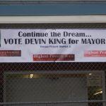 Republican mayoral candidate invokes MLK